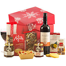 Buy John Lewis Snowflake Gift Box Hamper Online at johnlewis.com