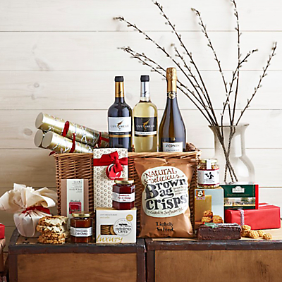 John Lewis Home For Christmas Hamper