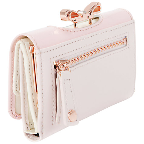 Buy Ted Baker Flipsi Colour Block Small Purse Online at johnlewis.com