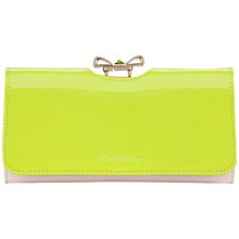 Buy Ted Baker Harrin Crystal Bow Matinee Purse Online at johnlewis.com