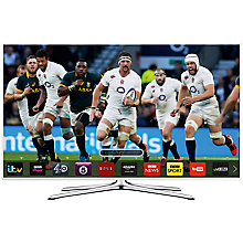 "Buy Samsung UE48H5510 LED HD 1080p Smart TV, 48"" with Freeview HD Online at johnlewis.com"