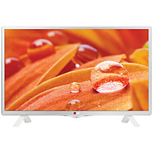 "Buy LG 28LB490 HD Ready Smart TV, 28"" with Freeview HD Online at johnlewis.com"