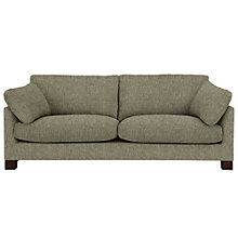 Buy John Lewis Ikon Grand Sofa, Stanton Putty Online at johnlewis.com