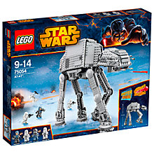 Buy LEGO Star Wars AT-AT Online at johnlewis.com