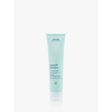 Buy AVEDA Smooth Infusion™ Natural Straight, 150ml Online at johnlewis.com
