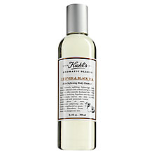 Buy Kiehl's Vetiver and Black Tea Body Cleanser, 250ml Online at johnlewis.com