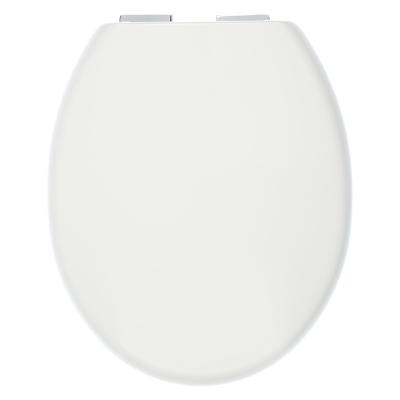John Lewis Contemporary Toilet Seat, White