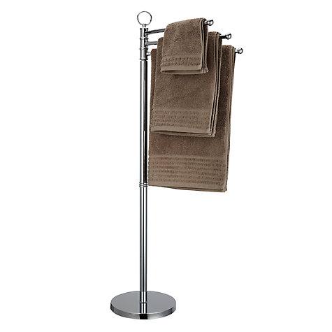 buy miller classic 3 arm towel rail john lewis. Black Bedroom Furniture Sets. Home Design Ideas