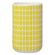 Buy John Lewis Tulip Bathroom Tumbler Online at johnlewis.com
