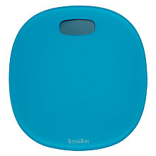 Buy Terraillon Pop Digital Bathroom Scale, Aqua Online at johnlewis.com