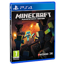 Buy Minecraft, PS4 Online at johnlewis.com