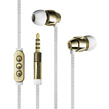 Buy Ted Baker Dover In-Ear Headphones with Mic/Remote Online at johnlewis.com