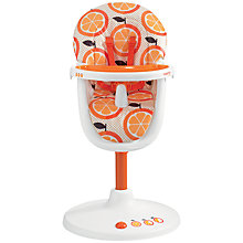 Buy Cosatto 3Sixti Circle Highchair, Orange Online at johnlewis.com