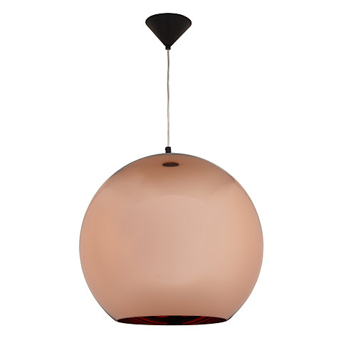 Buy Tom Dixon Copper Pendant, Large Online at johnlewis.com