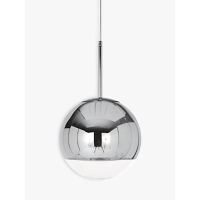 Tom Dixon Mirror Ball Pendant Light, Large