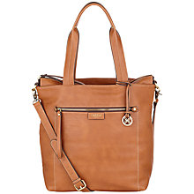 Buy Fiorelli Robyn Tote Bag, Tan Online at johnlewis.com