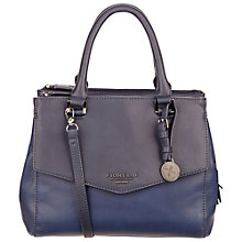 Buy Fiorelli Mia Triple Grab Bag, Navy Online at johnlewis.com