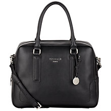 Buy Fiorelli Sienna Grab Bag, Black Online at johnlewis.com