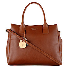 Buy Radley Portland Place Medium Leather Grab Bag Online at johnlewis.com