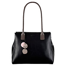 Buy Radley Portland Medium Leather Shoulder Bag Online at johnlewis.com