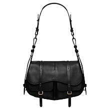 Buy Radley Grosvenor Leather Medium Shoulder Bag Online at johnlewis.com