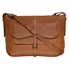 Buy Radley Grosvenor Medium Across Body Leather Rectangle Bag Online at johnlewis.com