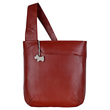 Buy Radley Leather Ipad Pocket Across Body Bag Online at johnlewis.com