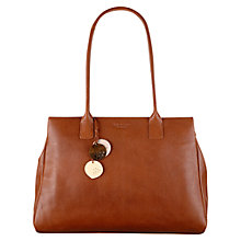 Buy Radley Portland Large Leather Shoulder Bag Online at johnlewis.com