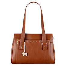 Buy Radley Villiers Road Medium Leather Tote Bag Online at johnlewis.com