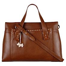 Buy Radley Villiers Road Medium Leather Grab Bag Online at johnlewis.com