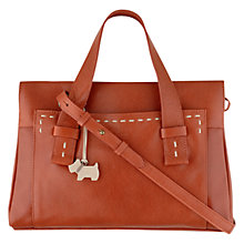 Buy Radley Villiers Road Medium Leather Multiway Bag Online at johnlewis.com