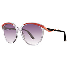 Buy Christian Dior Metal Eyes 1 Cat's Eye Plastic And Metal Frame Sunglasses Online at johnlewis.com