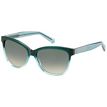 Buy Marc by Marc Jacobs MMJ411/S Square Sunglasses, Grey Online at johnlewis.com