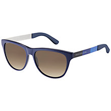 Buy Marc by Marc Jacobs MMJ408/S Oval Frame Sunglasses Online at johnlewis.com