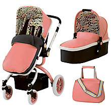 Buy Cosatto Ooba 3-in-1 Travel System, Kimono with Car Seat Online at johnlewis.com