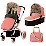 Cosatto Ooba 3-in-1 Travel System, Kimono with Car Seat