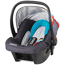 Buy Cosatto Giggle Hold Special Edition Car Seat, New Wave Online at johnlewis.com