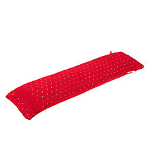 Buy John Lewis Pin Dot Knitted Draught Excluder Online at johnlewis.com