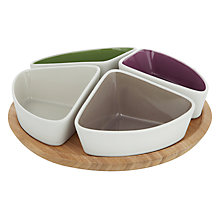 Buy Sagaform Taste Serving Dishes, Set of 4 Online at johnlewis.com