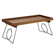 Buy Sagaform Oak Bed Tray Online at johnlewis.com
