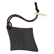 Buy Sparq Wine Notes Diamond Wine Tag Online at johnlewis.com