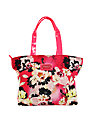 Seafolly Kabuki Bloom Beach Bag, Raspberry