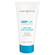 Buy Clarisonic Deep Pore Daily Cleanser Online at johnlewis.com