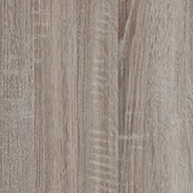 Magnolia Glass/Dark Rustic Oak