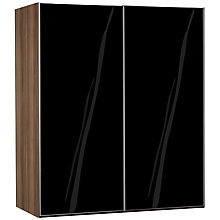 Buy John Lewis Elstra 200cm Wardrobe with Glass Sliding Doors Online at johnlewis.com