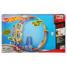 Buy Hot Wheels Super Loop Chase Racer Online at johnlewis.com