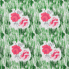 Buy John Lewis Vintage Rose Fabric Online at johnlewis.com