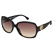 Buy Michael Kors ML2890S Angela Rectangular Frame Sunglasses Online at johnlewis.com