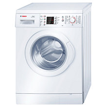 Buy Bosch Classixx WAE28461GB Washing Machine, 7kg Load, A+++ Energy Rating, 1400rpm Spin, White Online at johnlewis.com