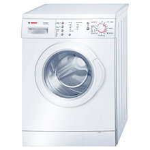 Buy Bosch Classixx WAE28167GB Washing Machine, 6kg load, A+++ Energy Rating, 1400rpm Spin, White Online at johnlewis.com